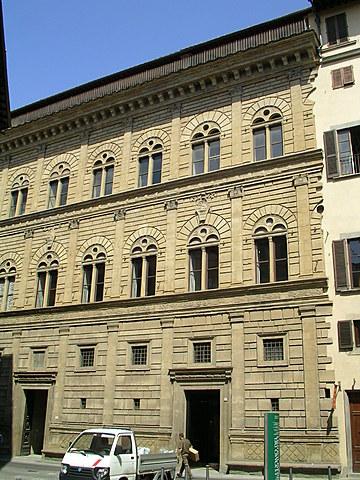 Palacio Rucellai - Alberti