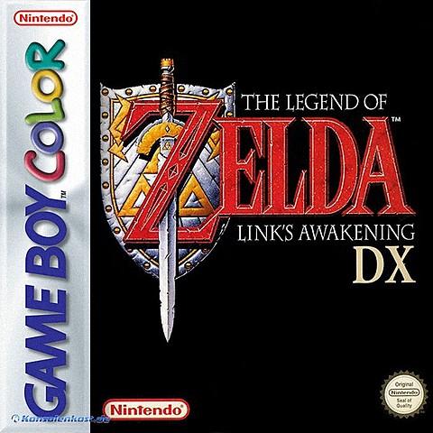 The Legend of Zelda: Link's Awekening DX