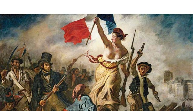 Inizio rivoluzione francese