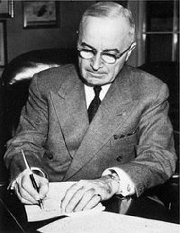 Truman's Aid to the French