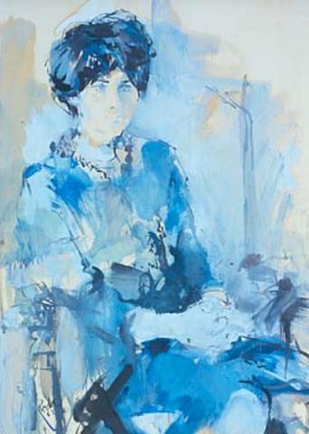 Retrato de Marta Traba