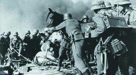 The Second World War timeline