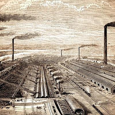 History: Industrial revolution  Timeline