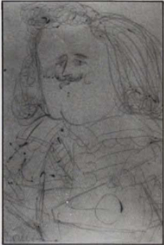 Felipe IV version de Fernando Botero.