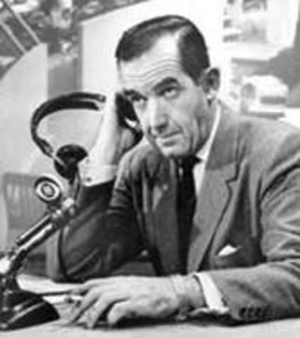 Edward R. Murrow vs. McCarthy