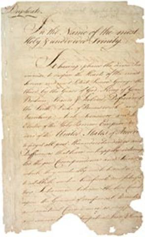 Treaty of Paris 783