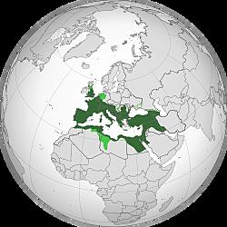 Origen imperi romà