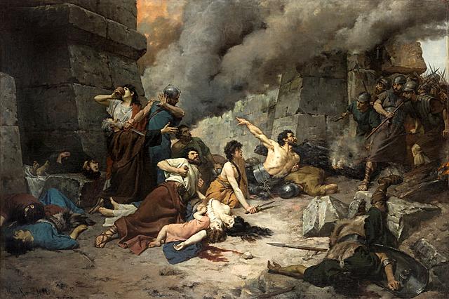 guerres contra els pobles de la Meseta