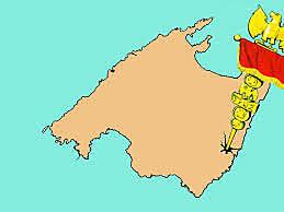 El domini romà a les Balears