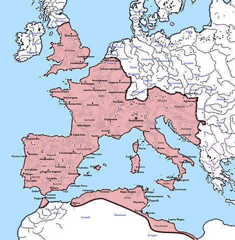 La fi de l'imperi d'occident