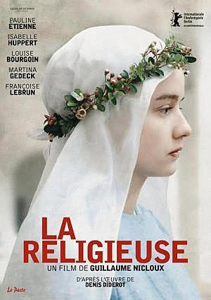"""""""La religiosa""""; Diderot"""
