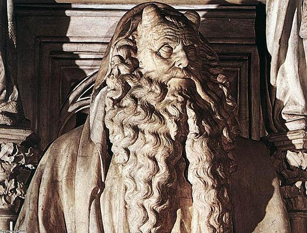 Pozo de Moisés - Claus Sluter
