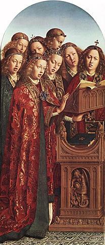 Políptico de Gante - Jan Van Eyck