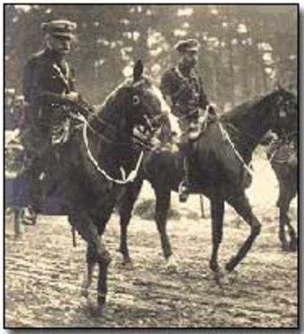 germans withdrawls from Hindenburg Line