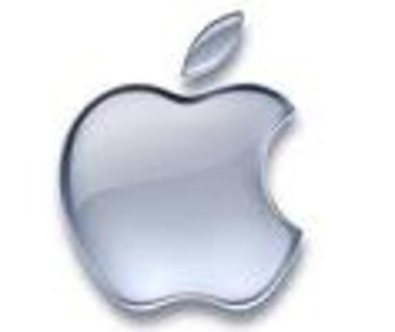 aparicion de apple