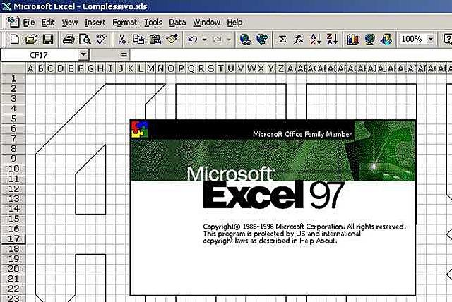 Excel 8.0 (Excel 97)