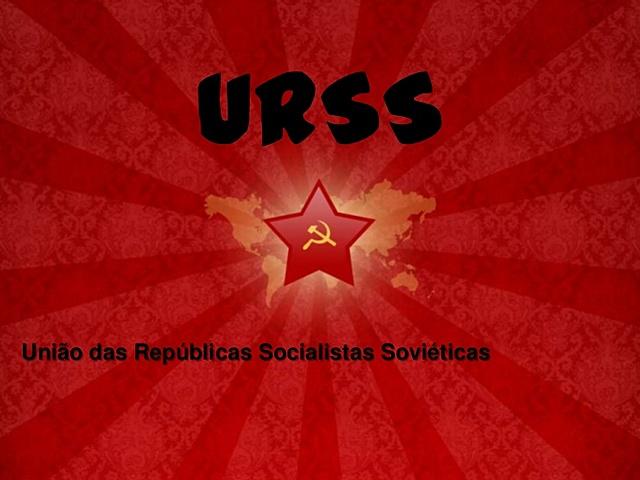 Construção da União das Repúblicas Socialistas Soviéticas (URSS)