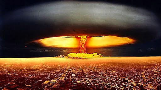 Lançamento da Bomba Atómica em Hiroshima e Nagasaki