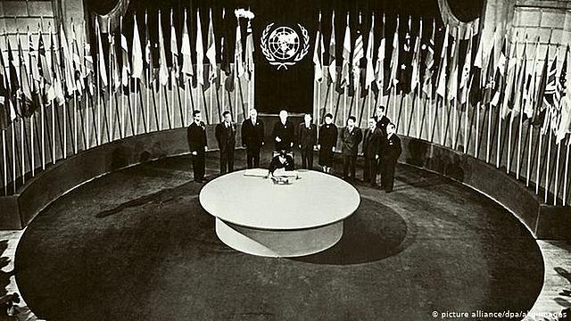 Criação da ONU
