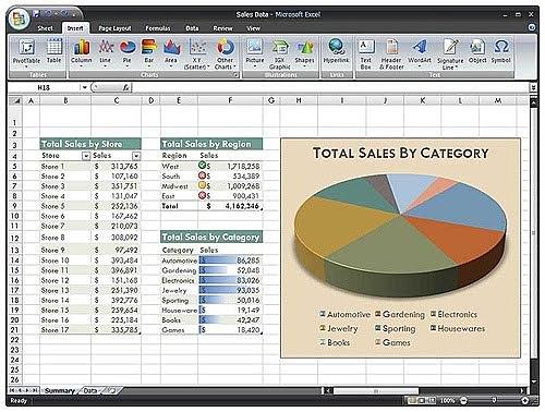 Excel 12.0 (Excel 2007)