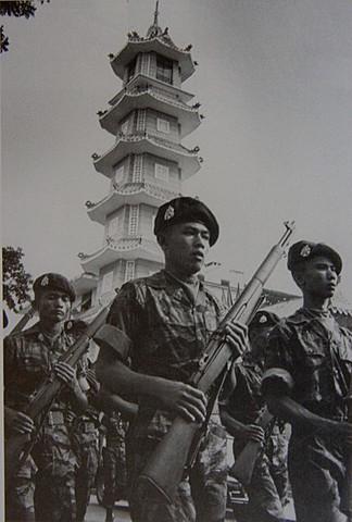 Buddhist Pagoda Raids