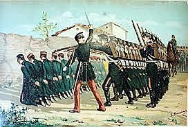 Aixecament militar de La Granja