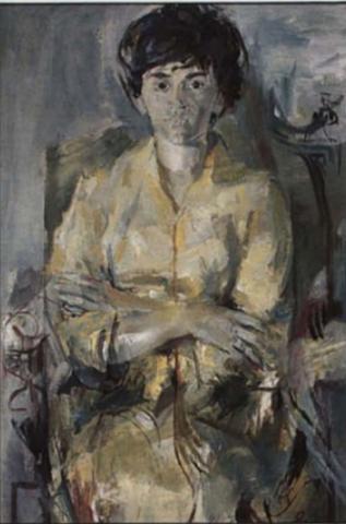 Retrato de Beatriz González