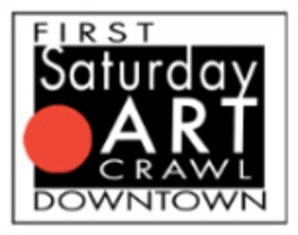 First Downtown Saturday Art Crawl