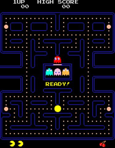 Pac Man - Namco/Midway