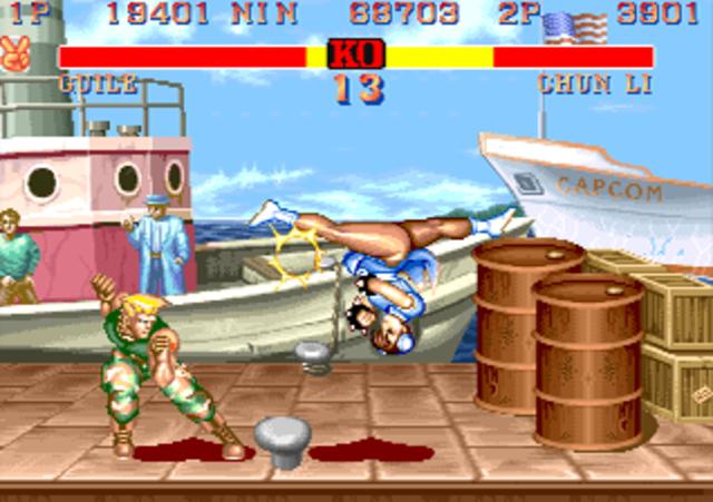 Street Fighter II - Capcom