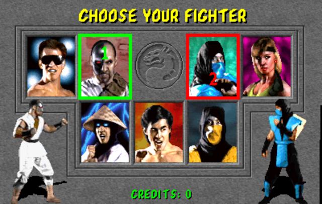 Mortal Kombat - Midway