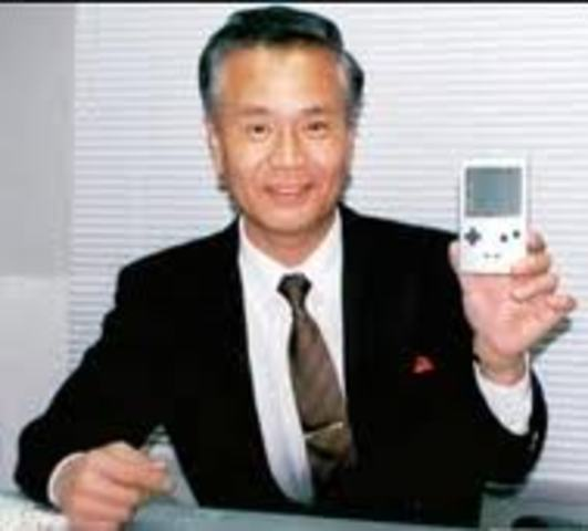 Nintendo was first created by Gunpei Yokoi.