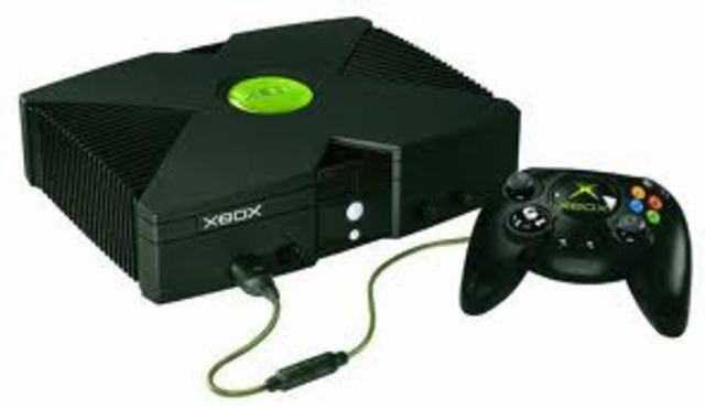 Xbox was manufactured by Microsoft