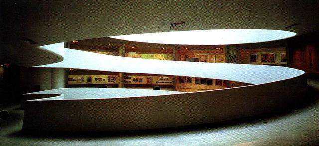 Frank Lloyd Wright - Musée Solomon Guggenheim