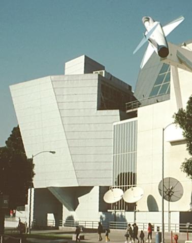 Frank Owen Gehry - California Aerospace Museum