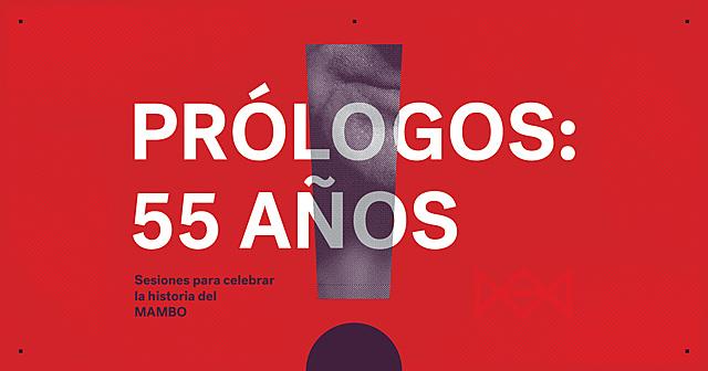 Conversatorio de Antonio Roda en el MAMBO