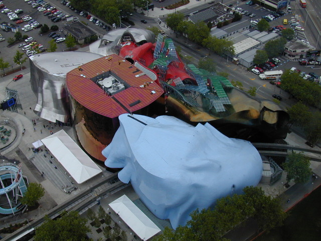 Frank Owen Gehry - Experience Music Project