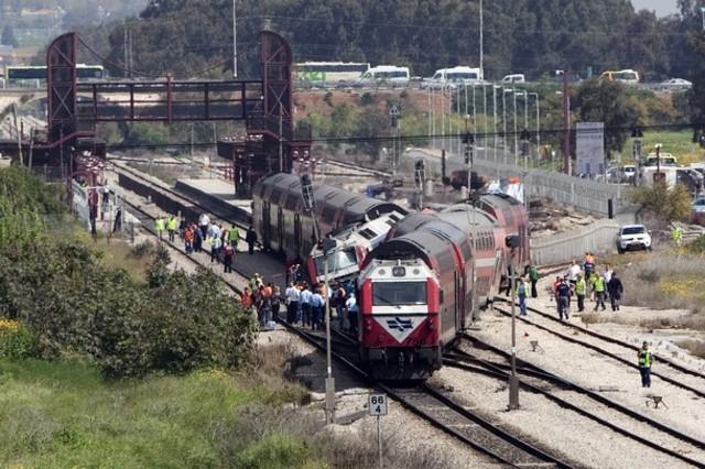 E1 Train Disaster