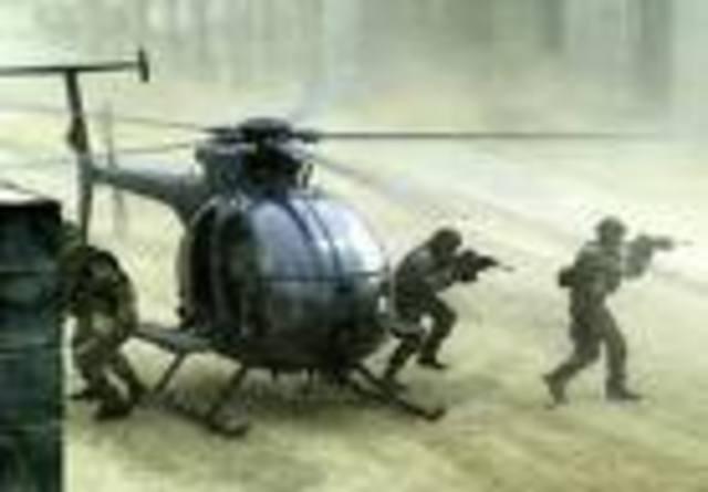 U.S. invasion of Afghanistan: Operation Anaconda begins in eastern Afghanistan