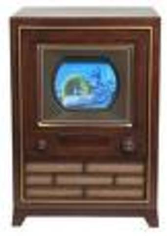 primera emisión de televisión a color