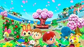 History of Animal Crossing - Game Series Releases timeline
