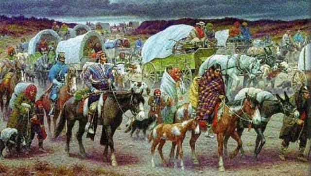 Cherokee vs. Georgia