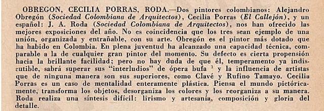 Exposición Sociedad Colombiana de Arquitectos