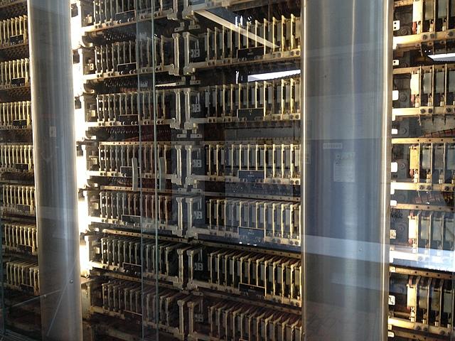 Se inventa la Calculadora digital  de Harvard