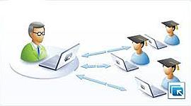 Запровадження дистанційної форми навчання timeline