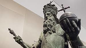 Coronació de Carlamany com a emperador romà d'occident
