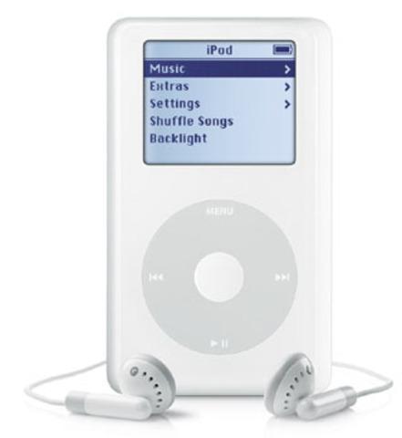 Apple's iPod