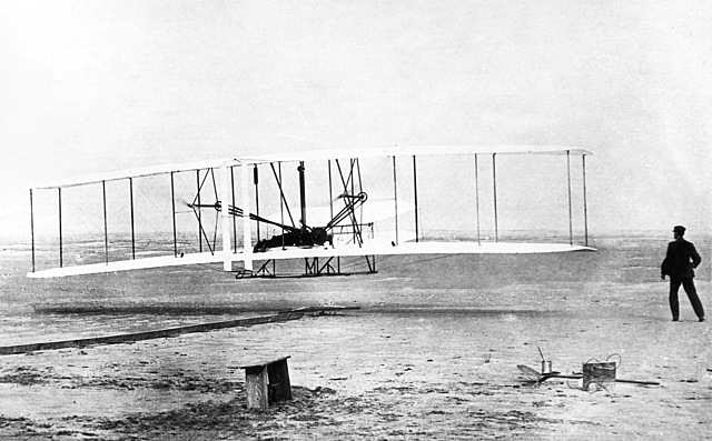 Wright Brother First Flight