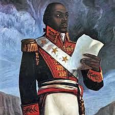 Toussaint invade La Española y llega a Santo Domingo.