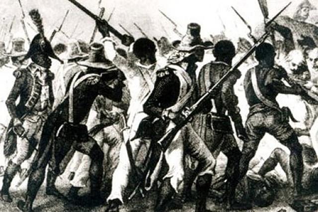 La toma de poder de haiti